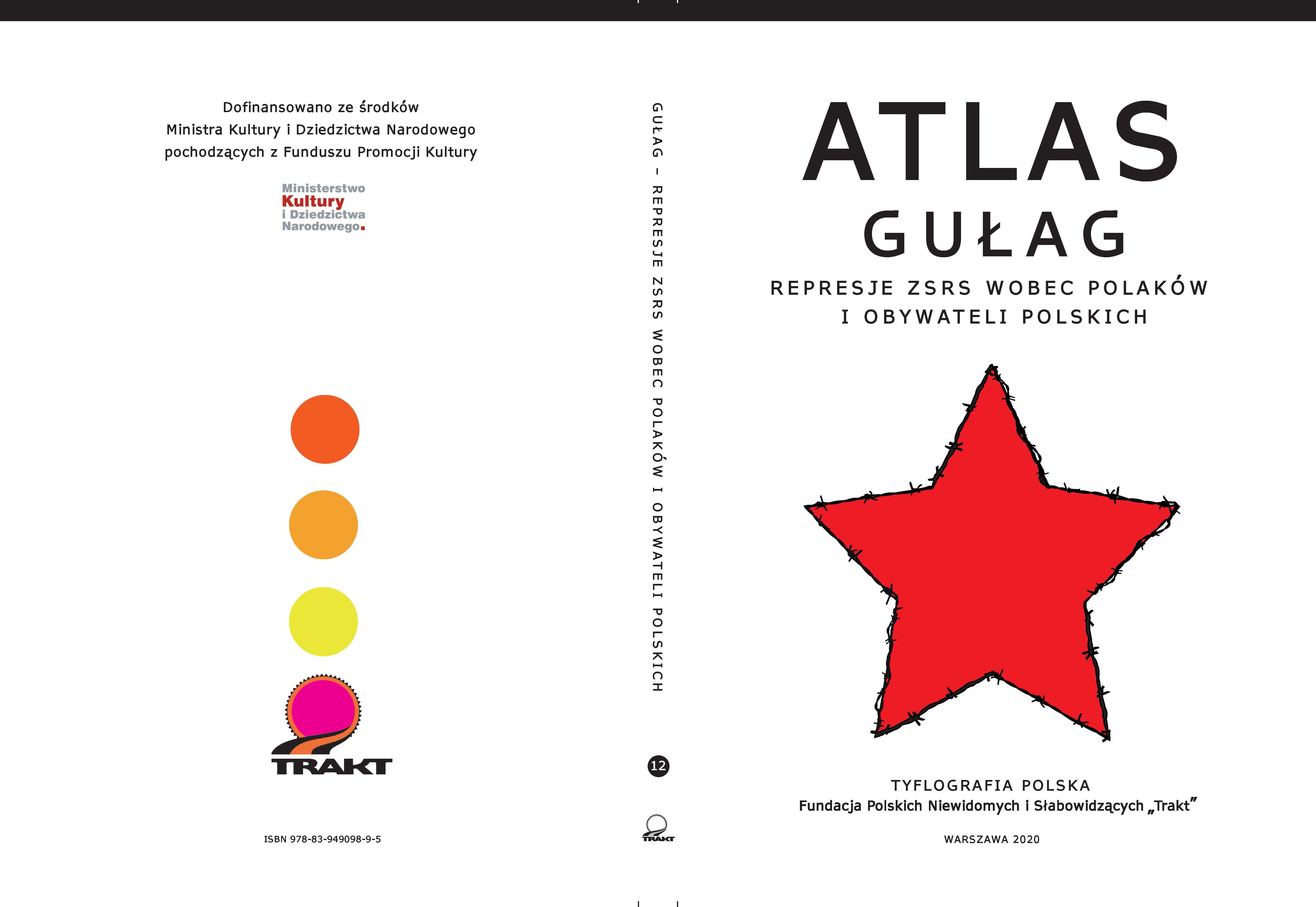 Okładka Atlasu