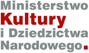 Logo Ministra Kultury iDziedzictwa Narodowego